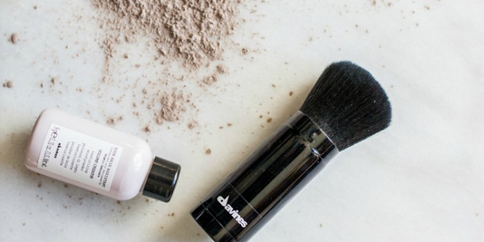 Homepage Davines Texturizing Wood Powder