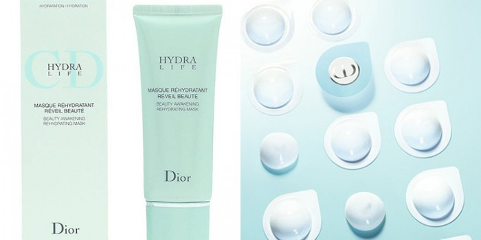 Homepage Dior Hydra Life Mask