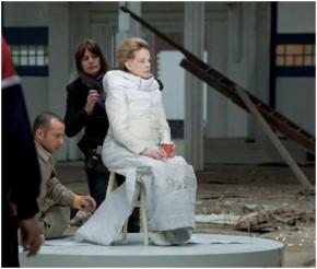 Lydia le Loux en Jeanne Moreau