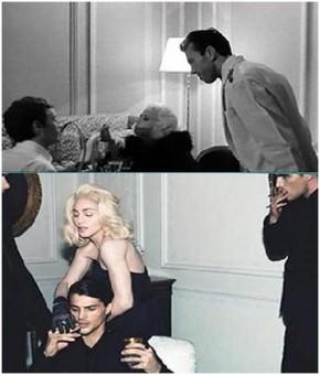 Moreau versus Madonna W 2
