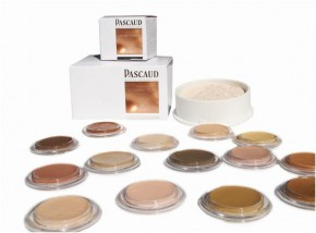 Pascaud covercream range