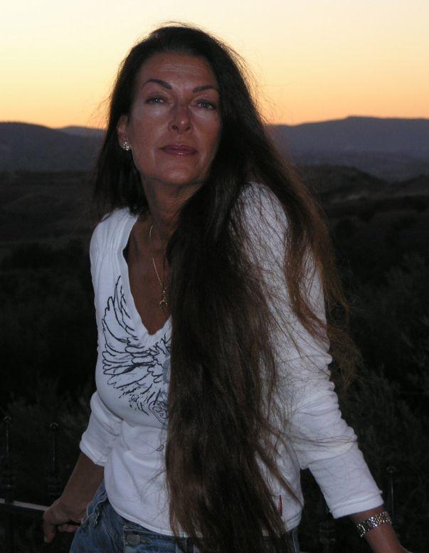 portret rona avond