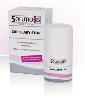 solutions capillary stop