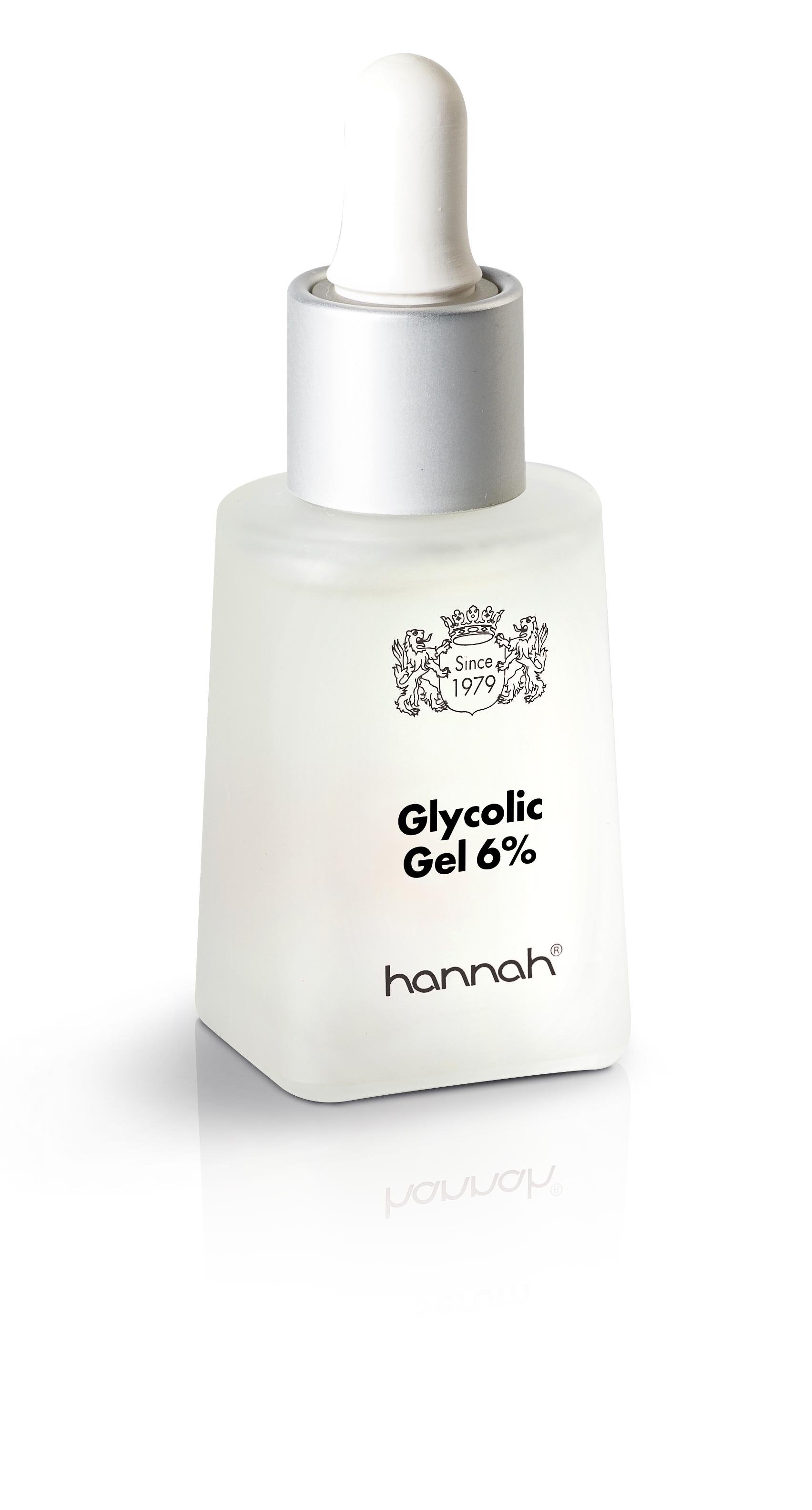 hannah Glycolic 6% 30ml