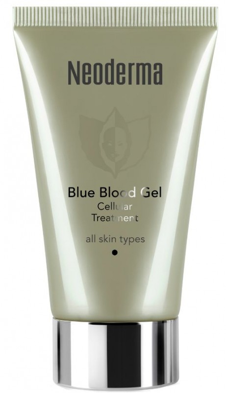 neoderma blue blood gel