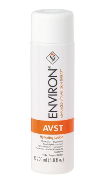 environ hydrating lotion