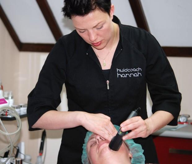 Marielle Eggenkamp huidcoach hannah
