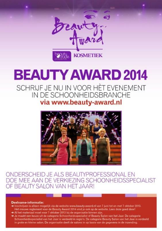 beauty awards 2014