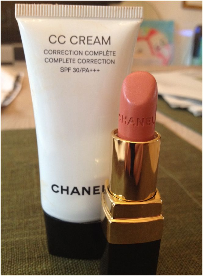 chanel look of the day