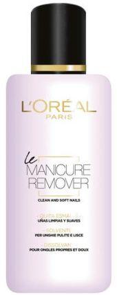 loreal le manicure remover