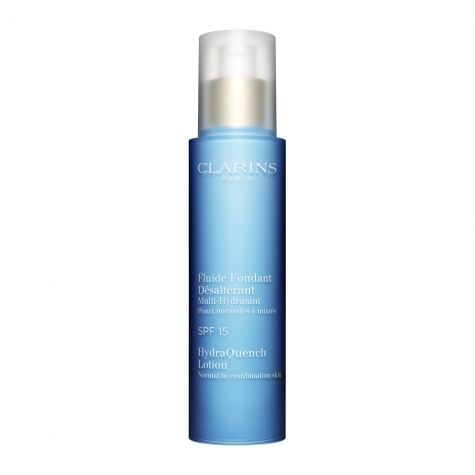 Maxim test Clarins HydraQuench Lotion SPF 15