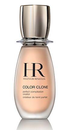 HR color clone radiance bare skin finish
