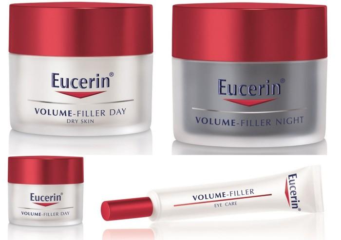Anja test Volume Filler lijn van Eucerin