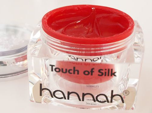 hannah touch of silk