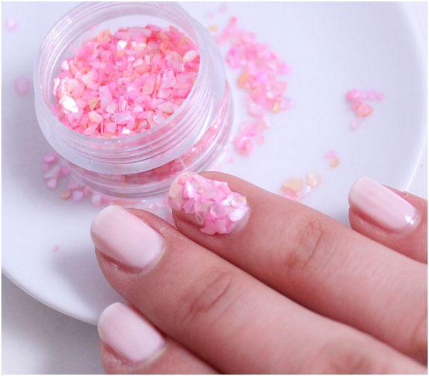 nail flakes catrice