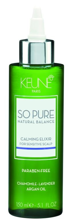 Judy test Keune So Pure Calming Elixir