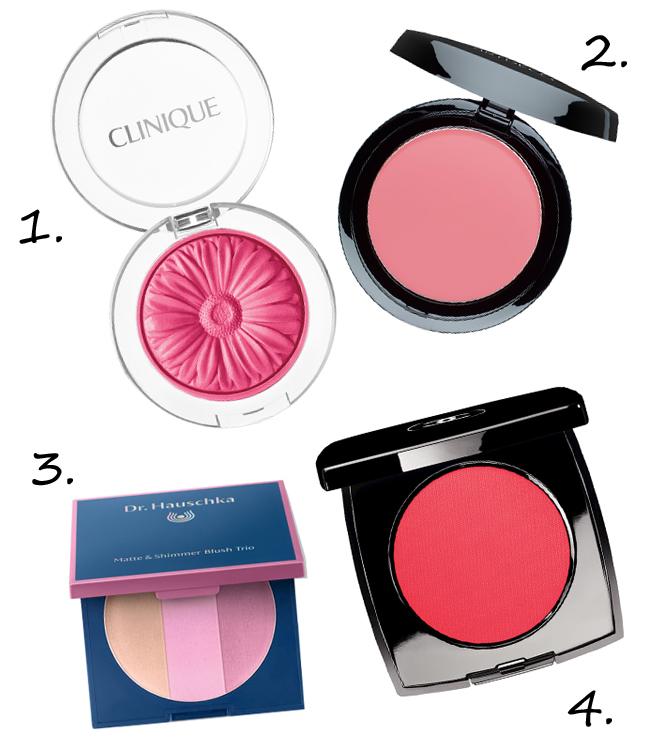 Trend: Beautiful Blushes
