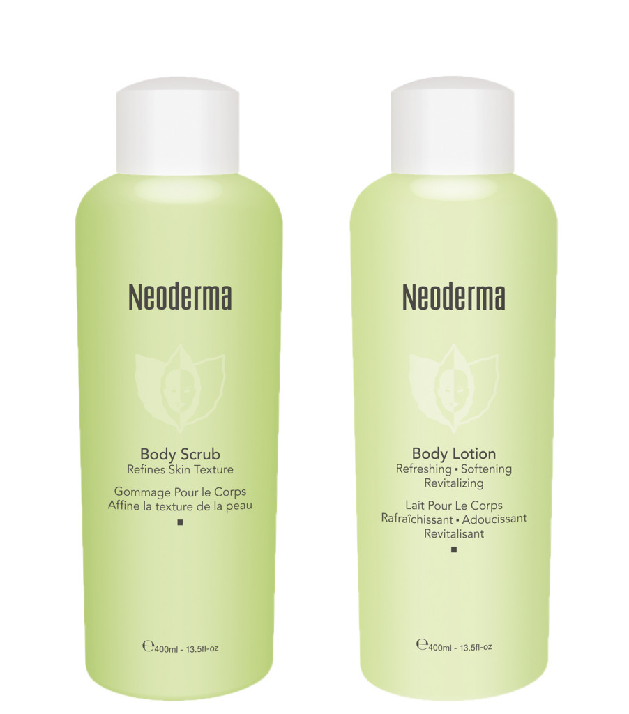 Neoderma: Get ready for summer!