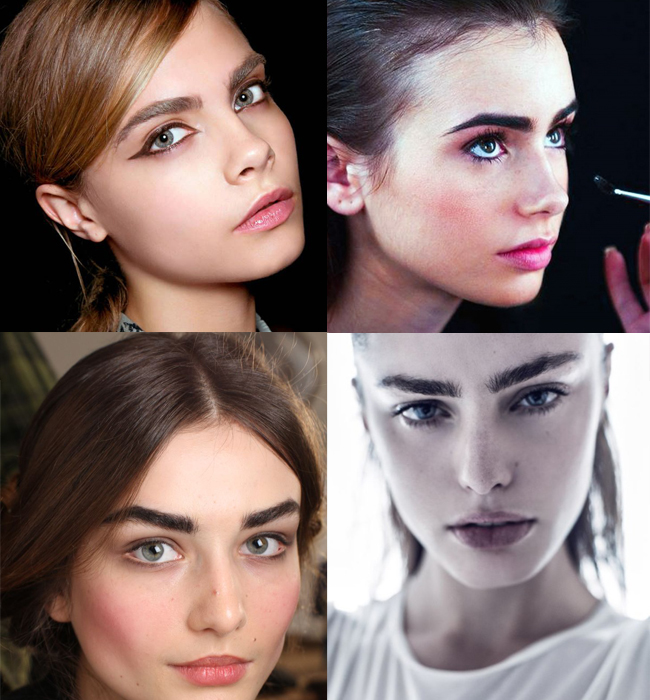 Trend: BIG brows