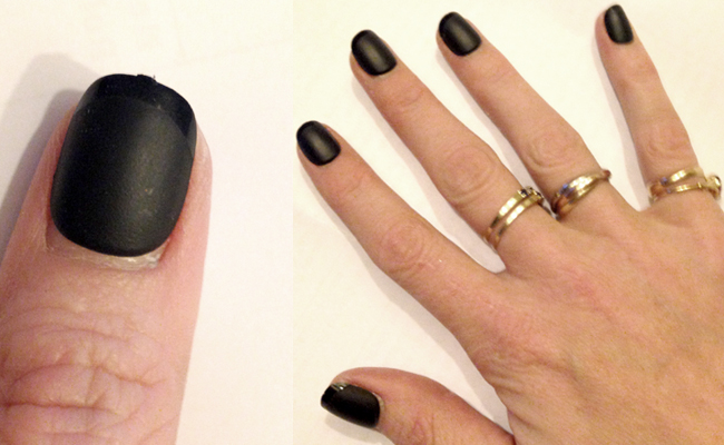Sabine test L'Oreal Nails a Porter nagelstickers