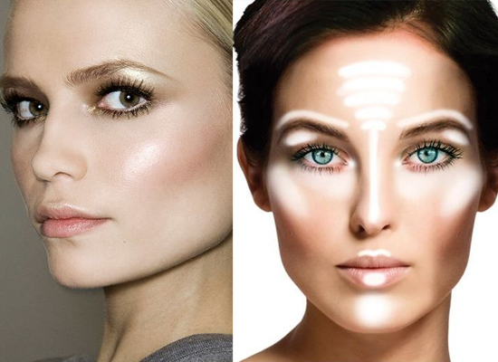 Trend: poedertjes voor een highlighted skin