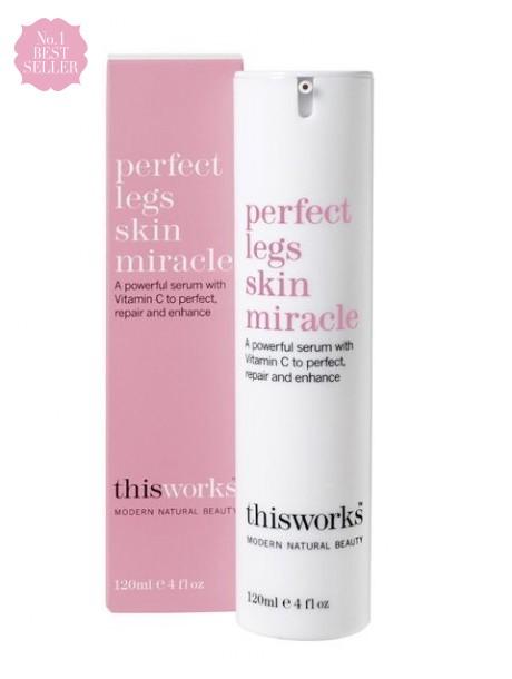 Cosmania: This Works Perfect Legs Skin Miracle voor perfecte benen