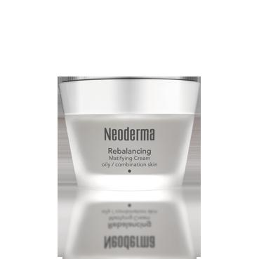 Neoderma: cremes tegen een glimmende huid