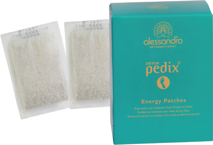 Rona test Alessandro Detox Energy Patches