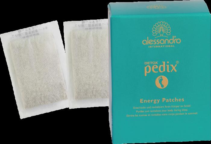 Rona test Alessandro Detox Energy Patches