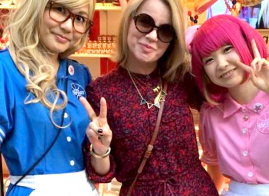 Ghita vertelt alles over haar fascinatie voor Japan
