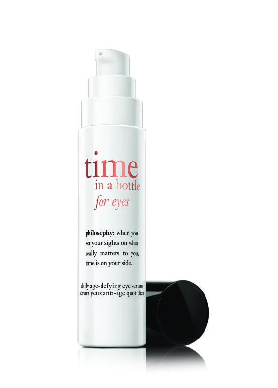ANTI-AGING-time in a bottle eye serum