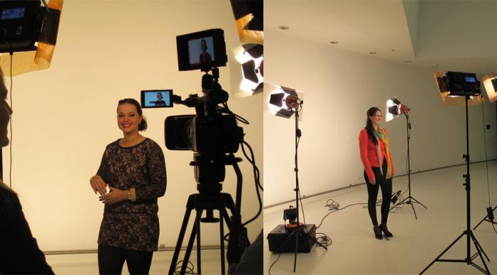 Rechts: Karin Manders, Intense Skin and Body Improvement & Links: Beautysalon Jolique - Angelique Huybregts