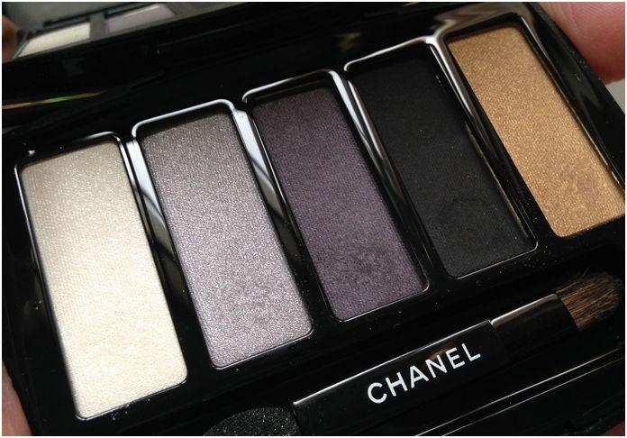 Chanel Les 5 Ombres de Chanel oiseaux de Nuit