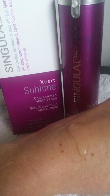 xpert sublime serum tamara review