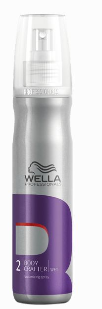 wella body crafter volumising spray