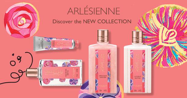 L'Occitane En Provence Arlésienne collectie
