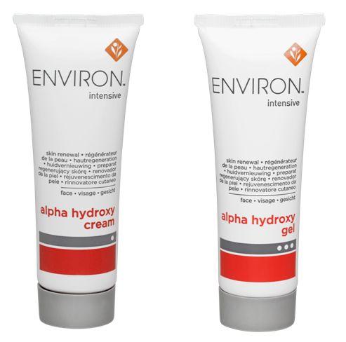 alpha hydroxy cream en gel