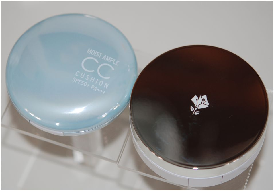 cushion foundation dr g and lancome