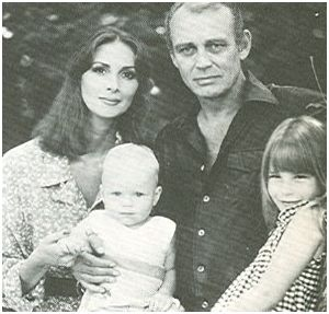 wilhelmina cooper with family