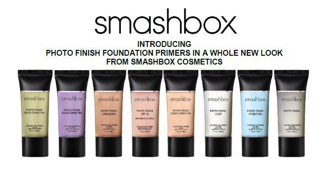 Collectie Primers Smashbox