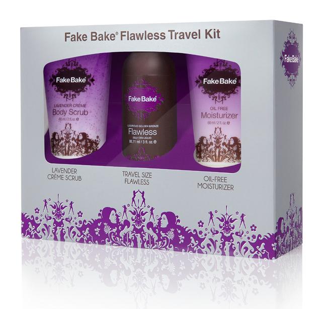 Fake Bake Travel Kit