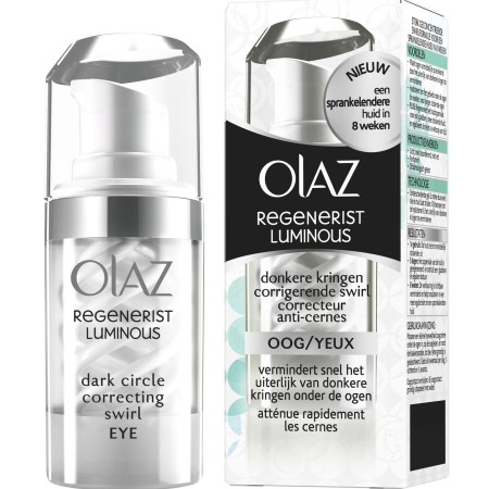 Olaz Regenerist Luminous Eye Swirl