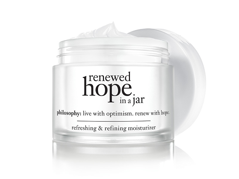 philosophy renewed hope in a jar - open cap 2