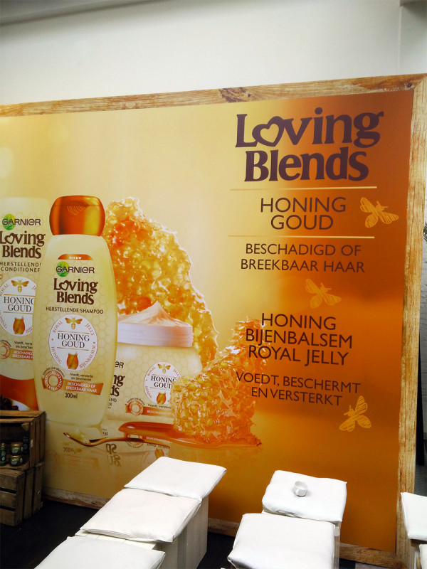 garnier loving blends event 2