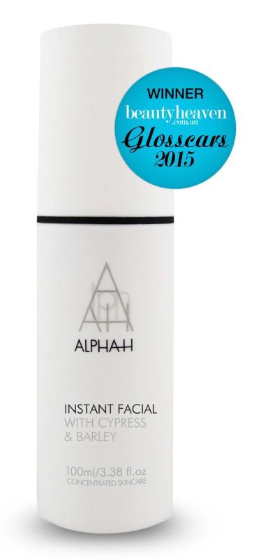 Alpha-H Instant Facial