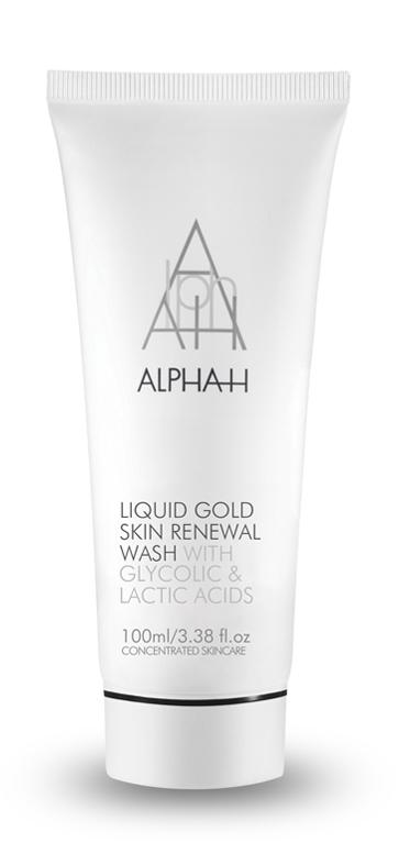 Alpha-H Liquid Gold Skin Renewal Wash