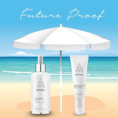 Alpha-H Travel Essentials Future Proof