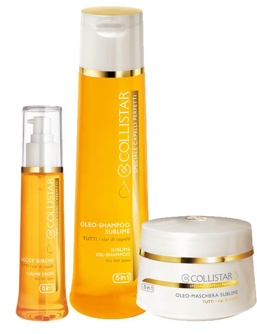 collistar sublime oil