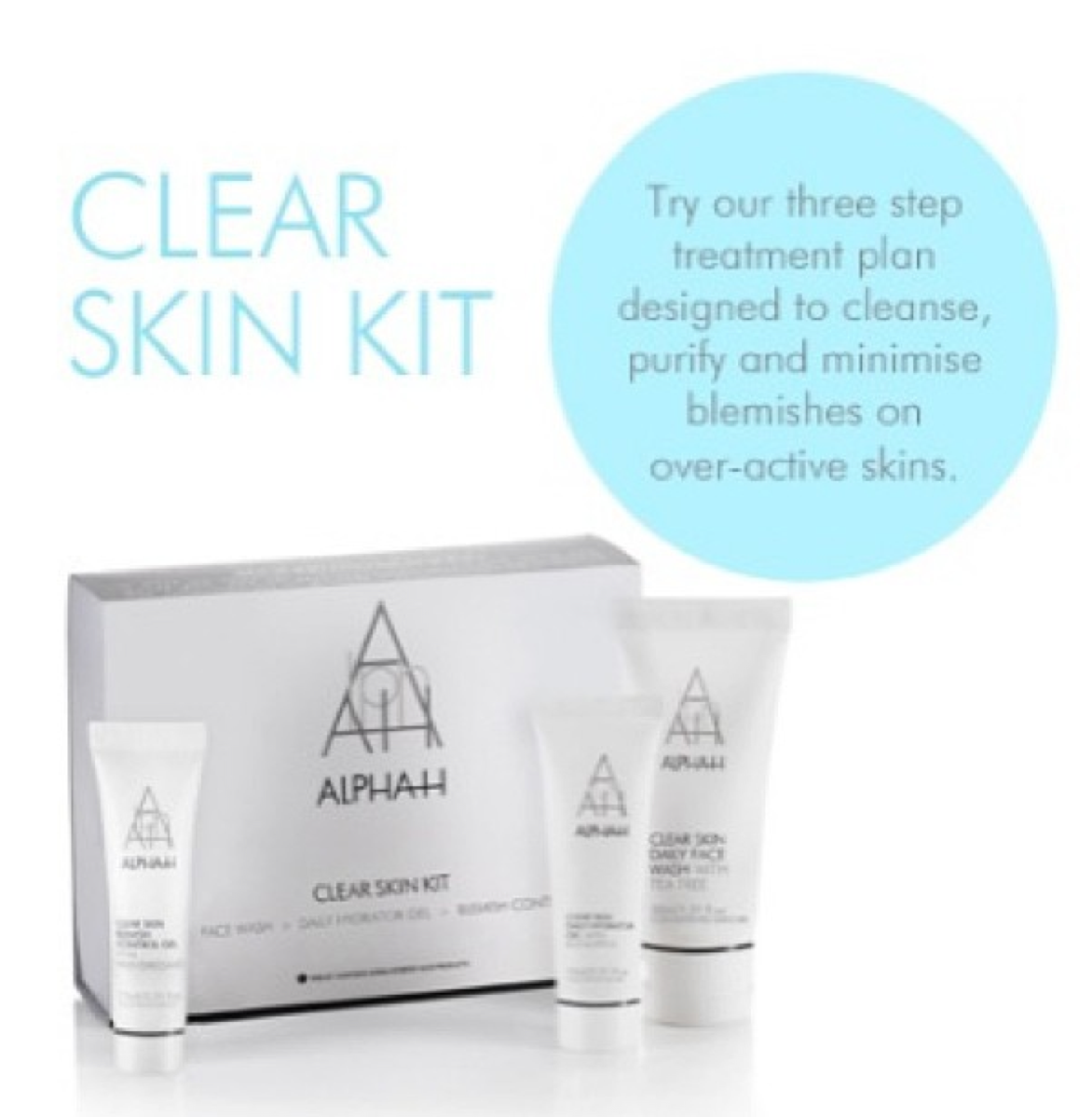 Alpha-H Clear Skin Kit