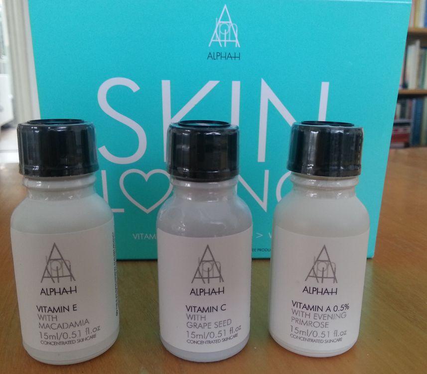 alpha h skin loving vitamins